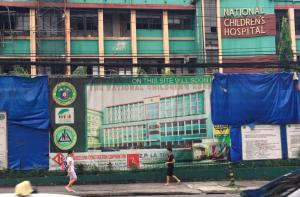 Renovation National Children's Hospital