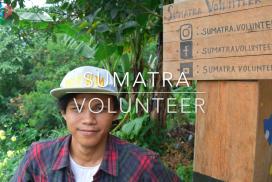 Volunteer in Sumatra