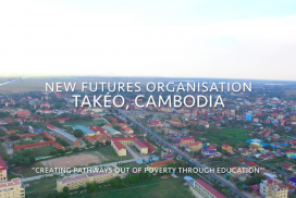 Vrijwilligerswerk in Cambodja