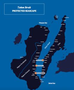 Tañon Strait protected seascape