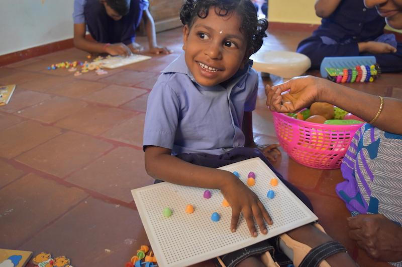 Speciaal onderwijs india