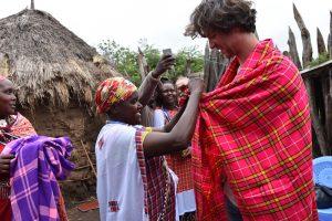 Maasai kleding