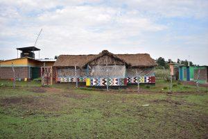 The community center
